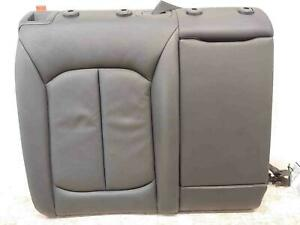 2015 - 2019 AUDI A3 OEM RIGHT REAR SEAT CUSHION SECTION W/ SEAT BELT W/ ARM REST