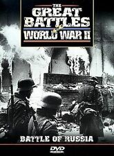 The Great Battles of World War II: Battle DVD with Inside Booklet