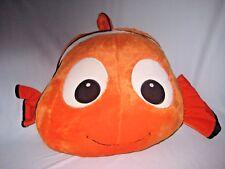 Disney World Finding Nemo Plush Pillow Pajama Pouch Clean
