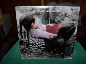 Sara and Tegan - Under feet like ours SEALED vinyl - RSD exclusive