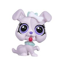 LPS Littlest Pet Shop Get The Pets Tinsley Bulman Figure dog #3746