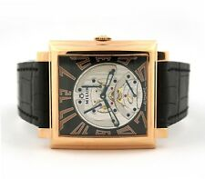 Milus TriRetrograde Seconds HERT-ZP02 18k Rose Gold Watch