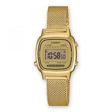 8f998ba98977 Reloj De Mujer CASIO Vintage LA670WEMY-9D Acero Inoxidable Dorado
