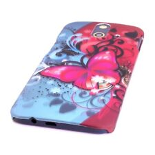 CoverON® for HTC One (E8) Case - Butterfly Bliss Hard Slim Phone Cover