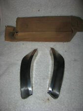 NOS Mopar 1963-64 Plymouth Rear Stone Deflectors