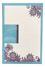1X Set Of 50 Gartner Purple Floral Birthday Wedding Bridal Printable Invitations