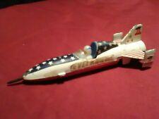 IDEAL EVEL KNIEVEL DIECAST X-2 DESERT CANYON JUMP ROCKET 1976
