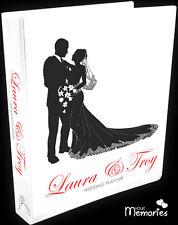 Wedding Planner/Wedding Day Gift Personal /Diary/Organiser/Engagement Present