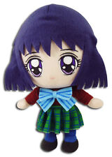 *NEW* Sailor Moon S Hotaru 8'' Plush Toy by GE Animation