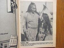 Aug-1982 Santa Ana, Ca. Register TV Mag(WILL  SAMPSON/ROSE PORTILLO/KELLY  LANGE