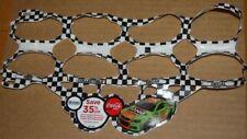 Danica Patrick Coca-Cola Promo Atlanta NASCAR Eight Pack Ring Decal Sticker