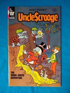 Uncle Scrooge #194 Whitman 1981 VF/NM Walt Disney