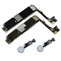 Motherboard MainBoard Unlocked with/without Touch ID for iPhone 7 / 7 Plus 128GB