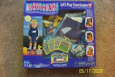 Amazing Ally - Let's Play Cheerleader Play Set - 1999 - Nib