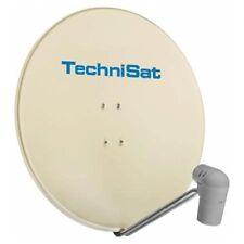 TechniSat satman 850 Plus + unysat quatro-Switch LNB beige sat/instalación