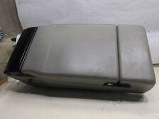 Audi A8 D2 97-02 pre-facelift centre arm rest - platinum leather BV NQ3
