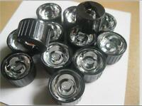 10pcs 30 degree led Lens for 1W 3W 5W Hight Power LED with holder XX