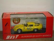 Alfa Romeo TZ 1 Targa Floria 1965 - Best Models 9061 - 1:43 Box *39001