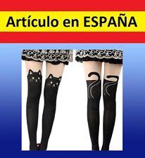 MEDIAS GATO de Totoro muy originales tatuaje disfraz pantys calcetines calcetas