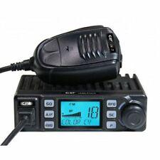 Ultra Compact CB Radio CRT Xenon V3 80 Channels Am FM Multi-standard