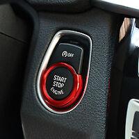 BMW série 1/2/3 F30 316i 320i 328i F20 F21 F48 Anneau démarrage Start Engine