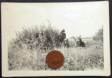 Soldaten mit Fernglas Orel Russland Feldzug WK-2 Foto WW-2 Photo CCCP (L-4220