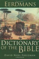Eerdmans Dictionary of the Bible Hardback Book The Fast Free Shipping
