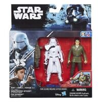 Star Wars: The Force Awakens Poe Dameron & First Order Snowtrooper 2-Pack Figure