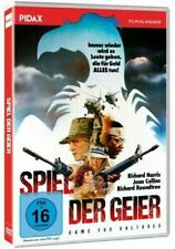 Spiel der Geier - Richard Harris  Joan Collins - Pidax Klassiker  DVD/NEU/OVP