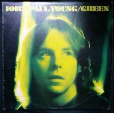 JOHN PAUL YOUNG GREEN VINYL LP AUSTRALIA