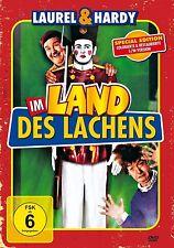 Laurel & Hardy - Im Land des Lachens A.K.A Dick und Doof - Rache ist süß NEU OVP
