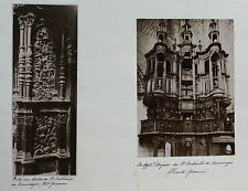 FRANCE Saint-Bertrand-de-Comminges Haute-Garonne 2 Photos originales ca 1900