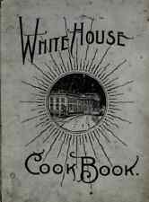 1887 The White House Cook Book by Huge Ziemann – Book on CD