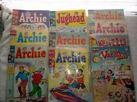 Archie Comic Lot 10
