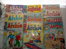 Archie Comic Lot 10