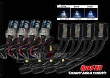 Yamaha R6S 2003-2009 / R6 2003-2005 HID Xenon Headlight Conversion Kit 6000K