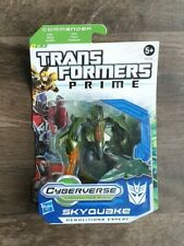 Transformers Prime Cyberverse Skyquake - Hasbro - Sealed