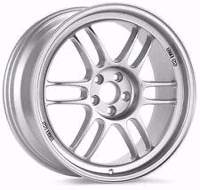 Enkei Racing Series - RPF1 17x9 5x100 Silver Paint +45mm 3797908045SP