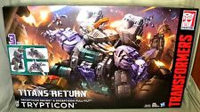 TRYPTICON Transformers Generations Titans Return Boxed Set In Stock HASBRO