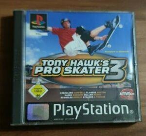 Tony Hawk's Pro Skater 3 (Sony PlayStation 1 / PSX, 2001)