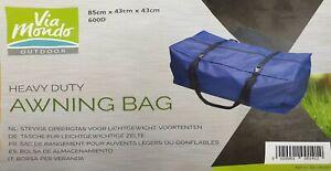 Heavy Duty Awning Bag with Handles  85cm x 43cm x 43cm - 600D  -  QQ109550B