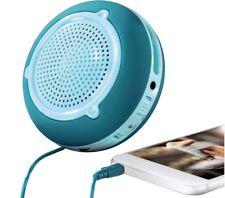 Hama Aktiv Lautsprecher Boxen 3,5mm Sound System für PC Notebook Laptop Tablet