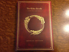 The Elder Scrolls Online Tamriel Unlimited Imperial Edition Steelbook *NO GAME*