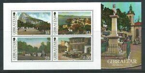 Gibraltar 2013, Old Views of Gibraltar (3rd Series) sgMS1505 MNH