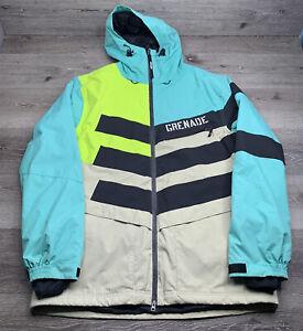 GRENADE Fatigue Project Mens XL XLarge Ski Snowboard Jacket