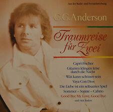 """G G ANDERSON  - TRAUMREISE FÜR ZWEI 12"""" LP (T 487)"""