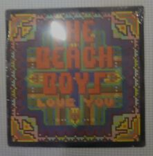 BEACH BOYS Love You Orig '77 Mint Sealed Textured Cover Brian Wilson No Barcode