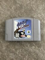 1080 Snowboarding Nintendo 64 N64 Game Cart Cartridge Authentic TESTED!