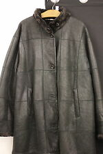 Christ German Leather Fashion Damenjacke Lammfell Schwarz