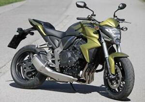 Honda CB1000 R RA 2008 Manuale Officina Riparazione Service Workshop ITALIANO